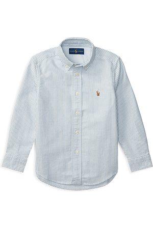 Ralph Lauren Polo Boys' Button-Down Shirt - Little Kid