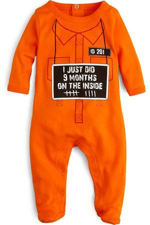 Sara Kety Unisex 9 Months Inside Footie - Baby