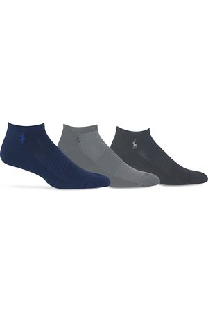 Polo Ralph Lauren Tech Low Cut Socks - Pack of 3
