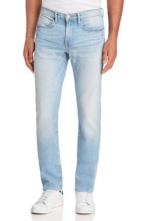 Frame L'Homme Slim Fit Jeans in Finn