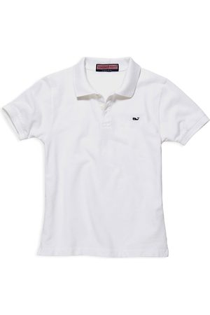 Vineyard Vines Boys' Classic Pique Polo Shirt - Little Kid, Big Kid