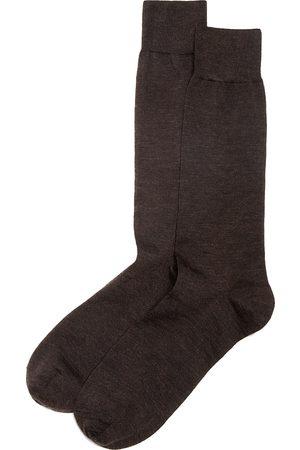 Bloomingdale's Wool Blend Dress Socks - 100% Exclusive