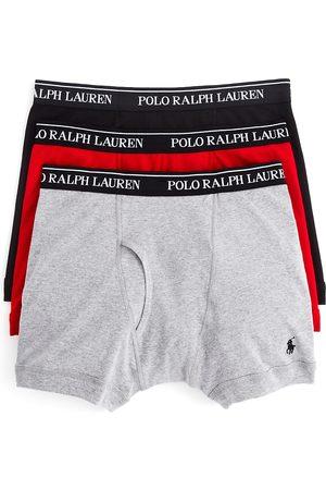 Ralph Lauren Boxer Briefs, Pack of 3