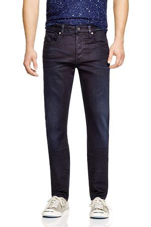 G-Star 3301 Slander Super Stretch Slim Fit Jeans in Dark Aged