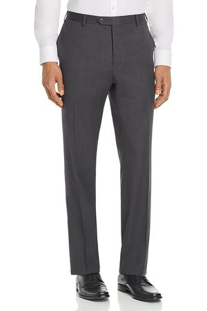 corneliani Basic Solid Regular Fit Dress Pants