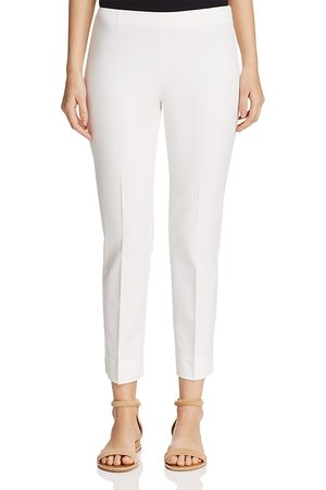 Lafayette 148 New York Brigitte Stretch Cotton Jodhpurs