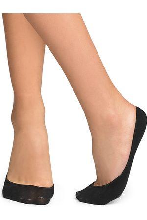 HUE Cool Contours Low-Cut Liner Socks