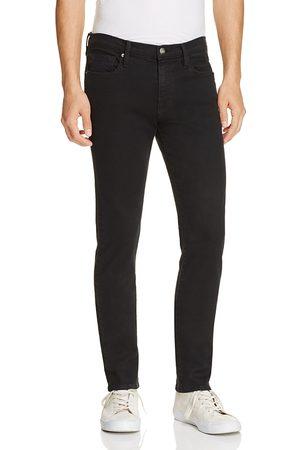 Frame Men Skinny - L'Homme Skinny Fit Jeans in Noir