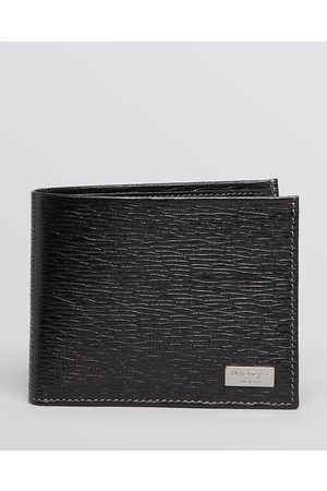 Salvatore Ferragamo Men's Revival Bifold Wallet