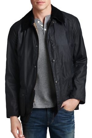 Barbour Ashby Tailored Waxed Cotton Jacket