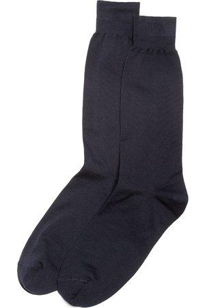 Bloomingdale's The Men's Store at Bloomingdales Cotton Blend Dress Socks - 100% Exclusive