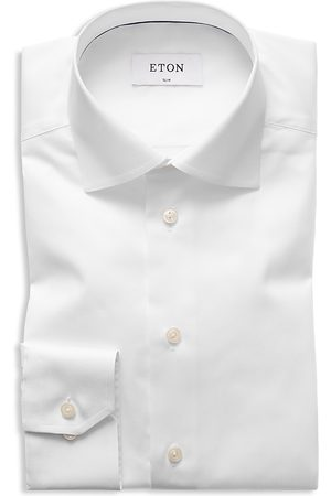 Eton Of Sweden Signature Twill Slim Fit Dress Shirt