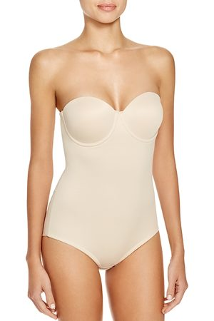TC Fine Intimates Strapless Back Magic Bodybriefer