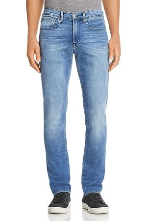 Frame L'Homme Slim Fit Jeans in Bradbury