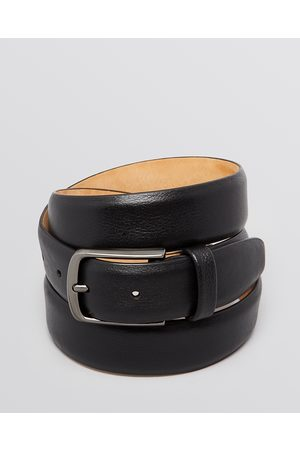Bloomingdale's Park Ave Leather Belt - 100% Exclusive