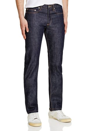 A.P.C New Standard Straight Fit Jeans in Indigo