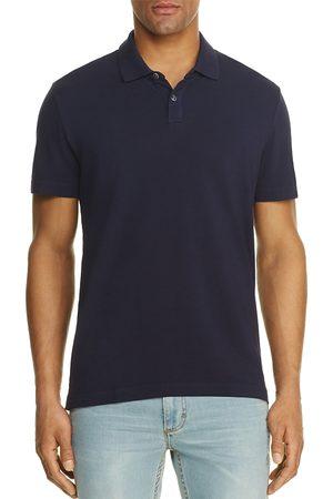 Graham & Spencer Velvet Willis Regular Fit Polo Shirt