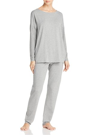 Hanro Natural Elegance Long Pj Set