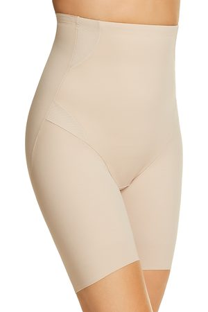 TC Fine Intimates Cooling Effect Extra Firm Hi-Waist Thigh Slimmer Shorts