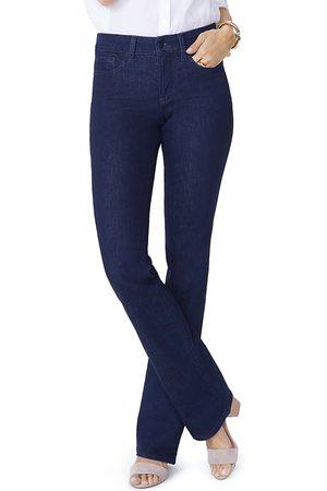 NYDJ Petites Barbara Bootcut Jeans in Rinse