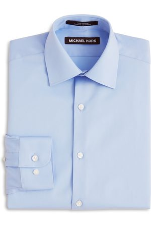 Michael Kors Boys' Button Down Dress Shirt - Little Kid