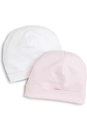 Kissy Kissy Girls' Hat, 2 Pack - Baby