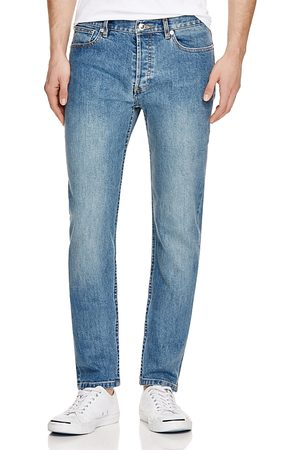 A.P.C Petit New Standard Skinny Fit Jeans in Stonewash