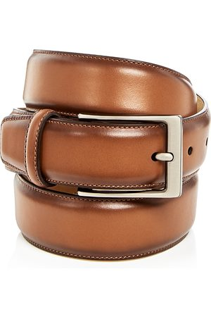 Bloomingdale's Leather Belt - 100% Exclusive