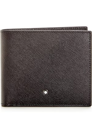Mont Blanc Sartorial Embossed Leather Bi-Fold Wallet