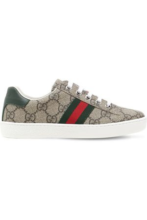 Gucci GG SUPREME CANVAS SNEAKERS