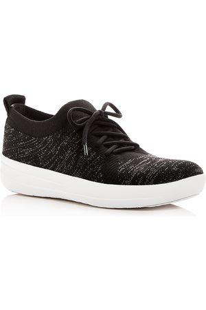 FitFlop Women's F-Sporty Uberknit Lace Up Sneakers