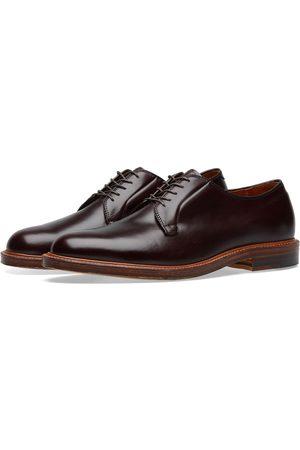 Alden Shoe Company Alden Plain Toe Blucher