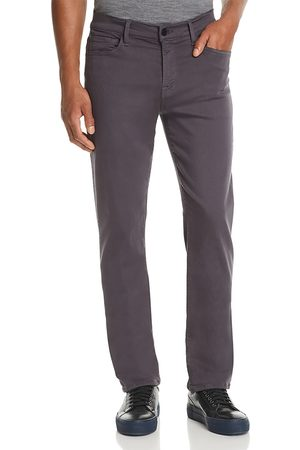 7 for all Mankind Men Slim - Luxe Sport Slimmy Straight Slim Fit Jeans in Gunmetal