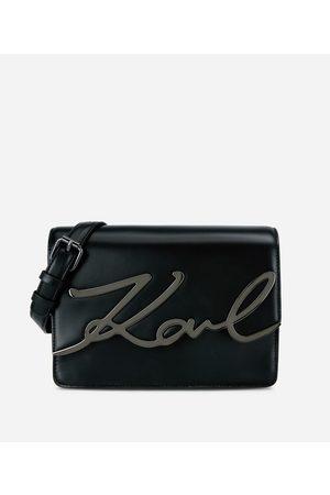 Karl Lagerfeld Women Clutches - K/Signature Shoulder Bag