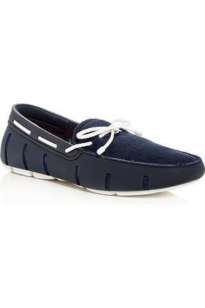 Swims Men's Braided Lace Loafers
