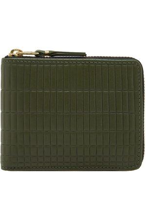 Comme des Garçons Men Wallets - Comme des Garcons SA7100BK Brick Wallet