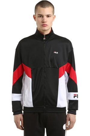 Fila TALBOT ZIP-UP ACETATE TRACK JACKET