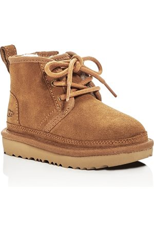 e8f4075ee9c Boys' Neumel Ii Suede Lace Up Boots - Walker, Toddler
