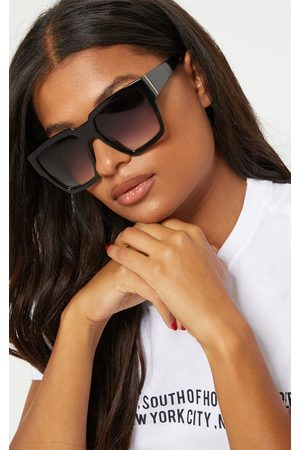 PRETTYLITTLETHING Oversized Square Sunglasses