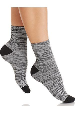 HUE Super Soft Cropped Socks