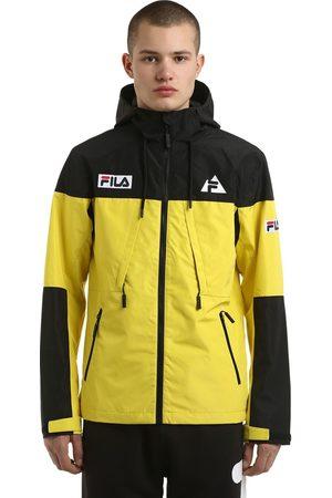Fila Zip-up Tech Hooded Jacket