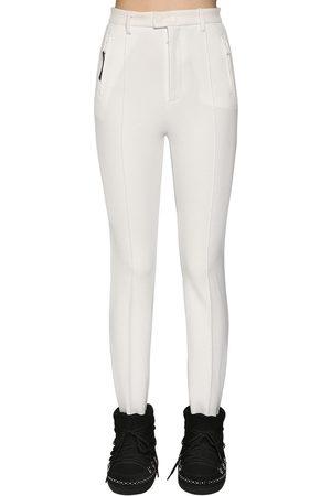 Dsquared2 Heavy Lycra Ski Pants W/ Stirrups
