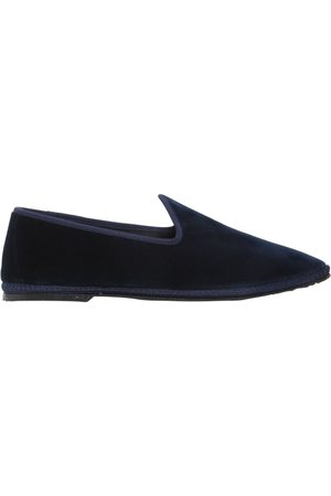 LARUSMIANI Slip On Velvet Loafers