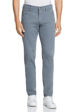 AG Tellis Slim Fit Pants in Autumn Fog