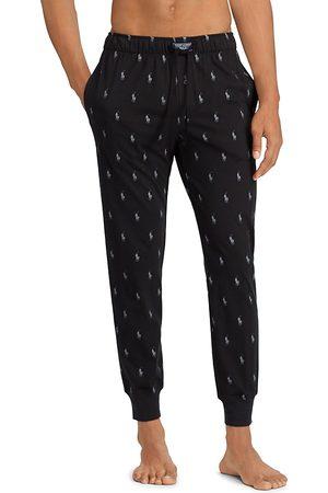 Ralph Lauren Pony Print Jogger Pants