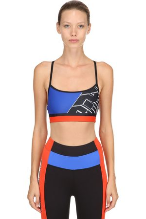 P.E Nation The Turnover Crop Sports Bra