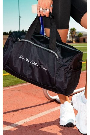 PRETTYLITTLETHING Logo Gym Bag