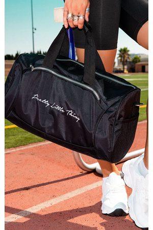PRETTYLITTLETHING Women Sports Bags - Logo Gym Bag