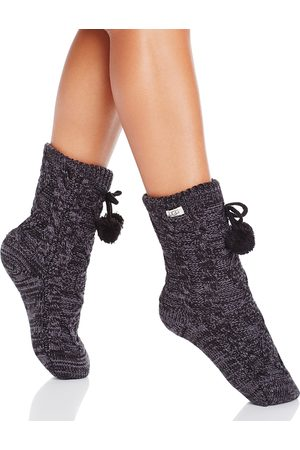 UGG Pom-Pom Fleece Lined Socks
