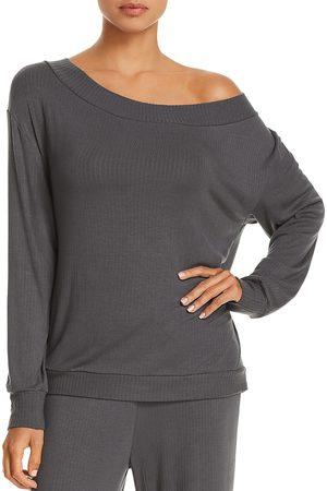 Cosabella Women Long sleeves - Alessandra Rib Knit Long-Sleeve Top